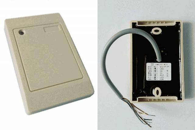 RFID Door Access V2 0